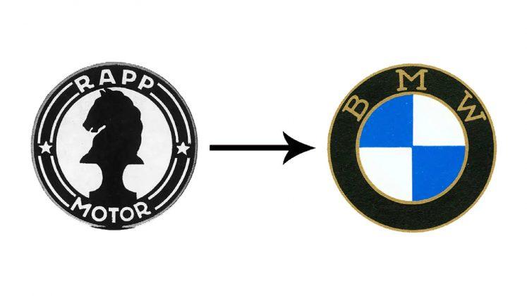 RAPP BMW logos