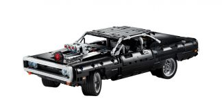 Dodge Charger lego Technic Fast and Furious
