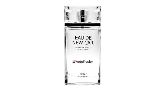 Eau de New Car 2020