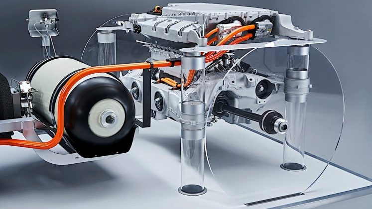 here s the first look at bmw s hydrogen fuel cell powertrain 6
