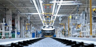 Ευρώππ κορονοϊός παραγωγής εργοστάσιο