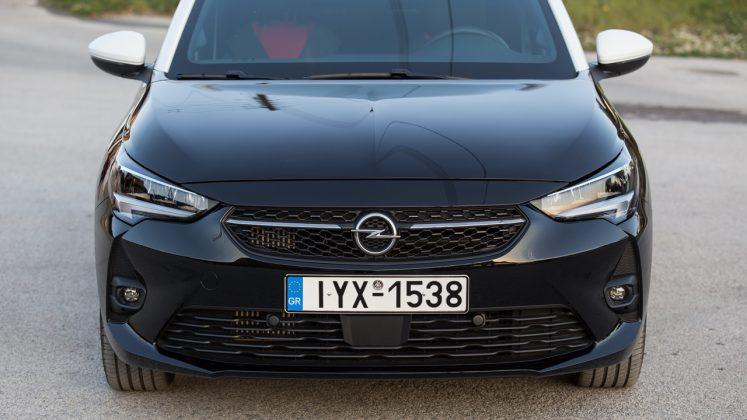 Opel Corsa diesel 2020 δοκιμή Traction