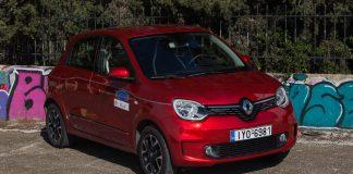 Δοκιμή Renault Twingo 0.9 TCe Intens 95 PS