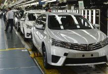 Toyota εργοστάσια Ιαπωνία