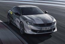 Peugeot Sport Engineered 508 PSE 2020