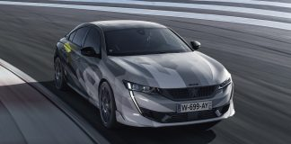 Peugeot Sport Engineered 508 PSE 2020