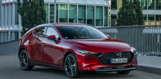 Mazda 3 turbo AWD 2020