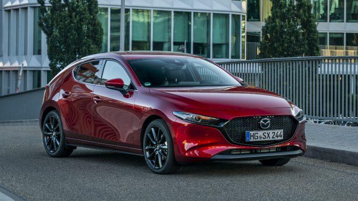 Mazda 3 turbo AWD 2020