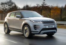 Range Rover Evoque Plug-in