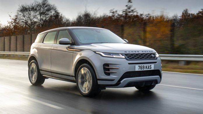 Range Rover Evoque Plug-in