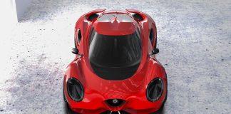 Alfa Romeo 4C Yung Presciutti