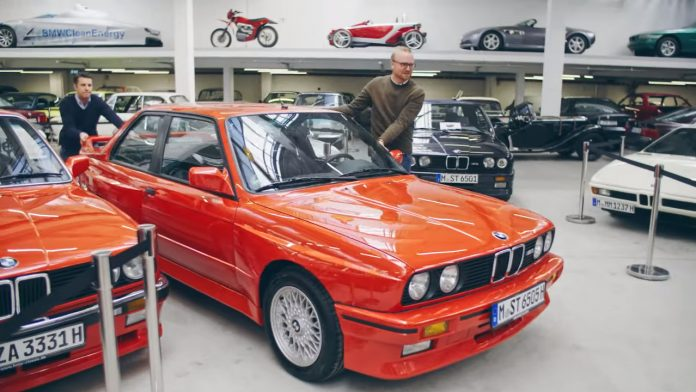 BMW Classic μοντέλα M3 E30 2020