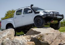 Isuzu D-Max GO2 extreme pick up