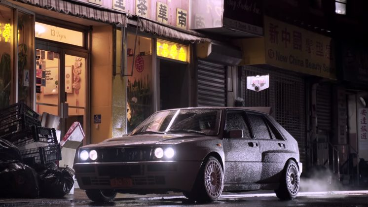 Lancia Delta Integrale New York