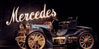 Mercedes 120 χρόνια