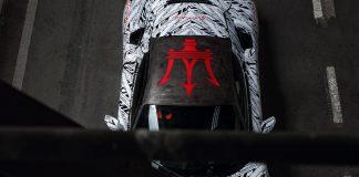 Maserati MC20 sir Stirling Moss
