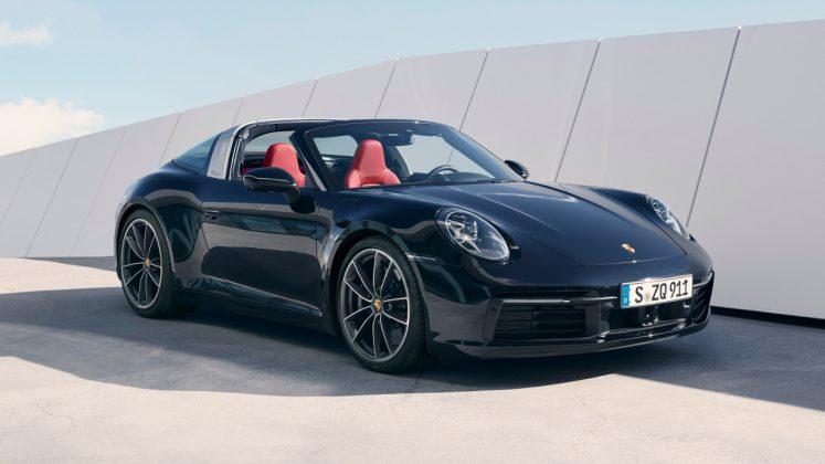 Νέα Porsche Targa 4 και 4S 2020