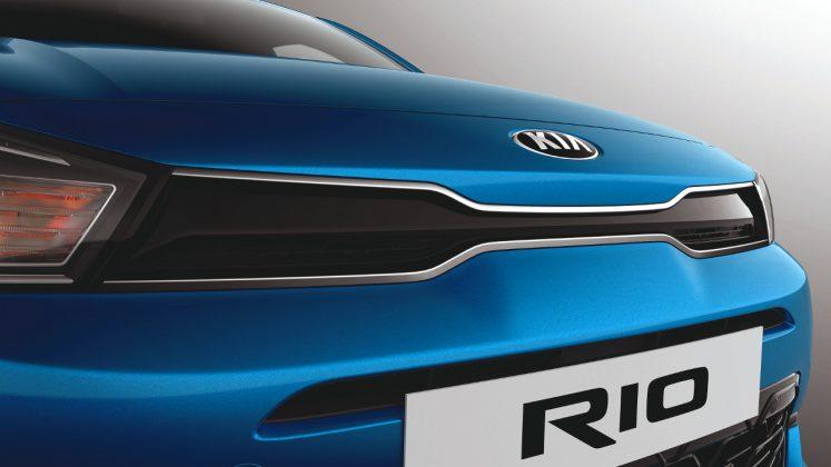 Kia Rio 2020 ανανεωμένο