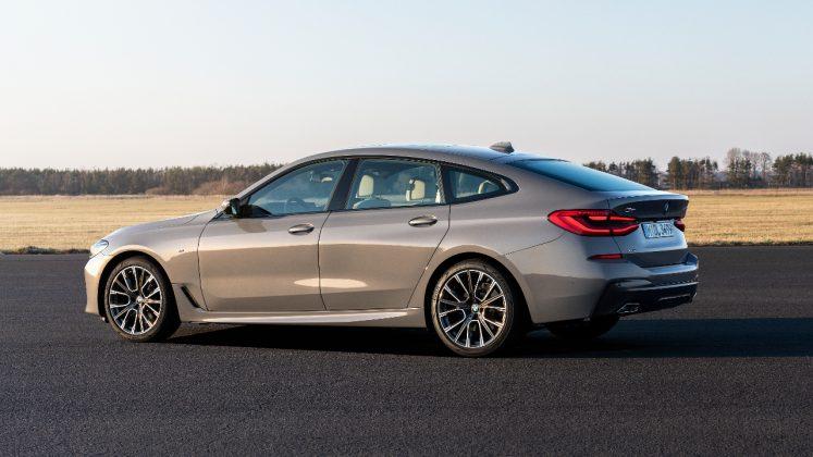 2020 BMW Σειρά 6 Gran Turismo ανανεωμένη
