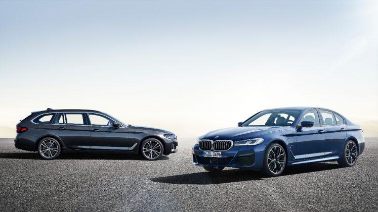 2020 BMW Σειρά 5 ανανέωση