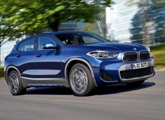 2020 BMW X2 xDrive25e plug-in