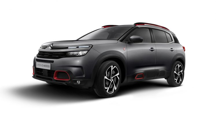 2020 Citroen C5 Aircross C-Series