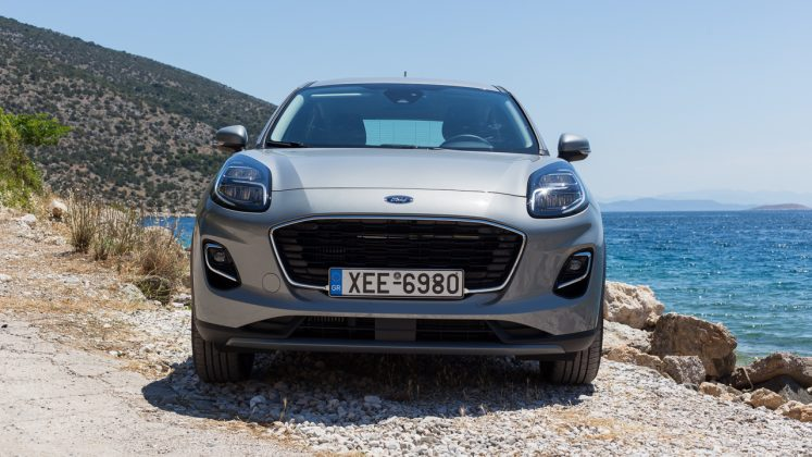 Δοκιμή Ford Puma 1.0 EcoBoost mHEV 125 PS Traction.gr