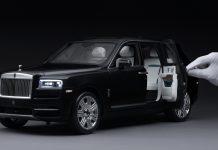 Rolls-Royce Cullinan μινιατούρα 2020