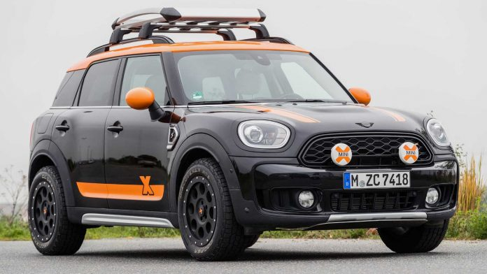 Mini countryman X-Raid 2020