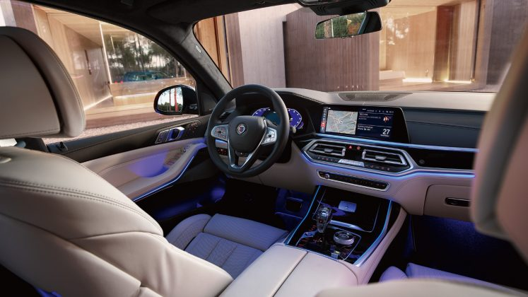 Alpina BX7 BMW X7 2020