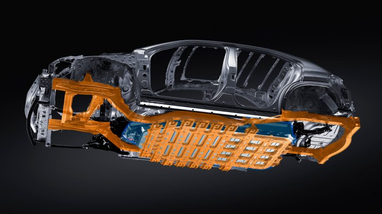 Lexus UX 300e μπαταρία