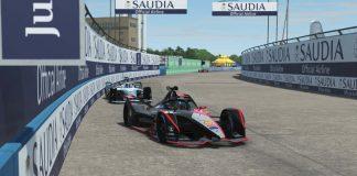 Nissan e.dams esports Formula E