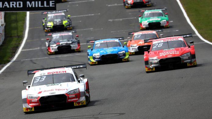 Audi Formula E και DTM