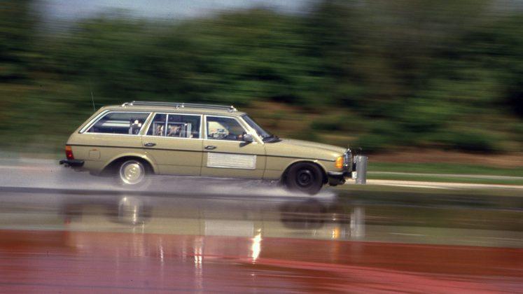 ESP Mercedes Bosch 25 χρόνια