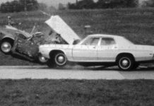 crash tests IIHS 1970s USA Η.Π.Α.