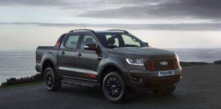 2020 Ford Ranger Thunder