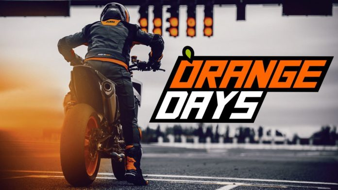 Orange Days KTM 2020