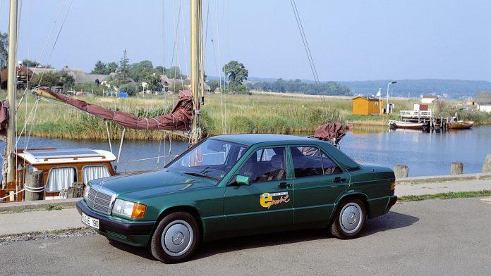 Mercedes 190 E Elektro 1991