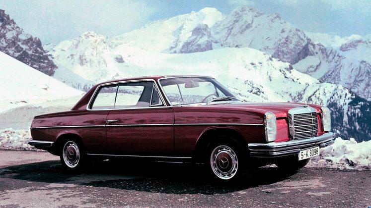 Mercedes Srtoke 8