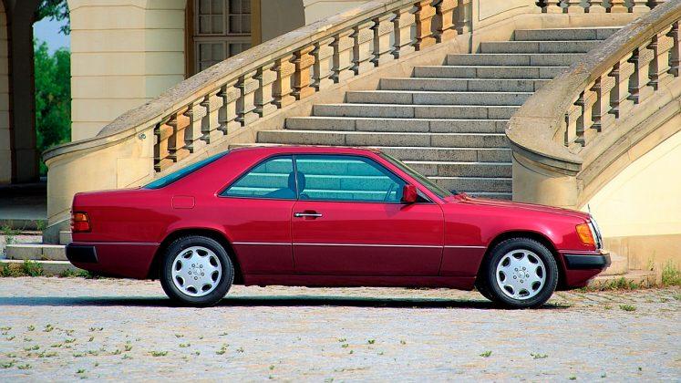 Mercedes Coupe και Cabrio 1992