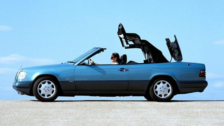 Mercedes Coupe και Cabrio 1991-1997