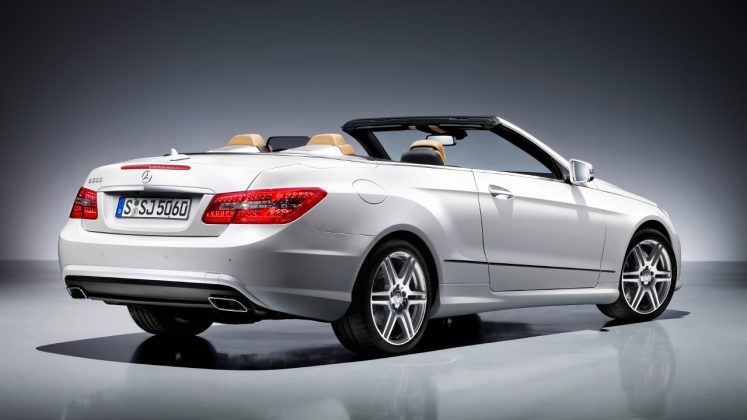 Mercedes Coupe και Cabrio