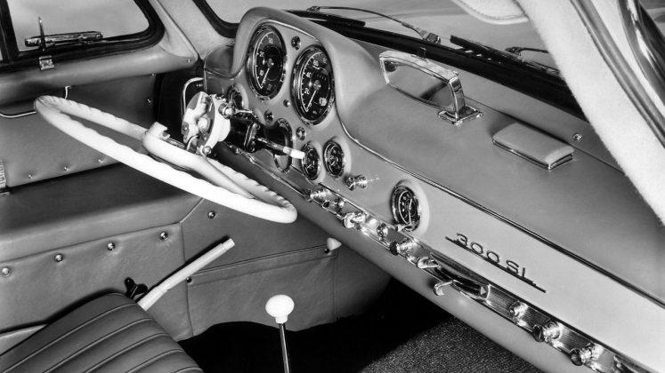 Mercedes καθρέπτης ιστορία