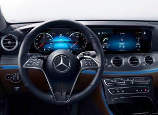 Merdedes τιμόνι αυτοματοποιημένη οδήγηση