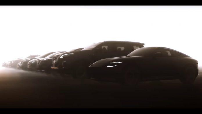 Nissan Πλάνο Ευρώπη 2020-2023