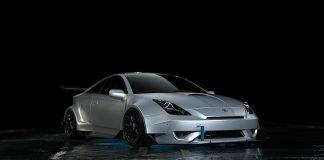 Toyota Celica Rocket Bunny