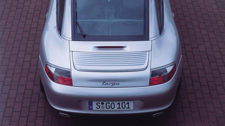 Porsche 911 Targa ιστορία