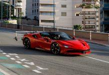 Ferrari SF90 C'était un rendez-vous 2020