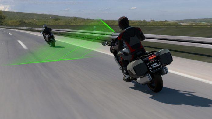 2020 BMW Motorrad ενεργό cruise control μοτοσυκλέτα