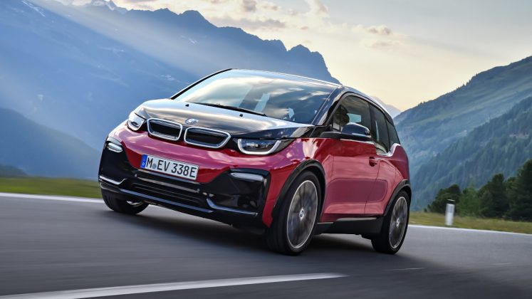 BMW i3 & i3s Edition Advanced 2020
